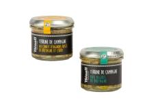 Hénaff sélection - Terrine de campagne aux algues de Bretagne. <br><br>Sélectionné pour l'ajout d'algues dans la recette de terrine de campagne.<br>