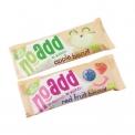 Noadd - Biscuits biologiques avec 35% de fruits, sans additifs. Sans sucres ajoutés.<br><br>Sélectionné pour l'offre de barre naturelle (produit biologique).<br>