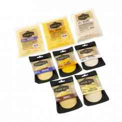 ''Faux-mage'' - Substitut de fromage biologique. Aux protéines de pois. Sans soja ni lactose. Riche en calcium.<br><br>Sélectionné pour l'alternative au fromage, vegan et biologique.<br><br>