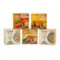 Smoked tuna trata - Thon fumé en utilisant du vrai bois. Sans gluten.<br><br>Sélectionné pour le caractère fumé du thon et l'apport induit en goût.<br>