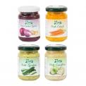 Linea Verdure Fresche - Sauce de légumes pour pâtes ou à tartiner.<br><br>Sélectionné pour les recettes à base de légumes.<br>