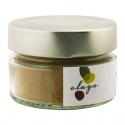 Olive Seed Flour - Farine de graines d'olive riche en protéines, en fibres et en oméga 3.<br><br>Sélectionné comme nouvelle farine naturellement riche en protéines, fibres et oméga 3 et pour la valorisation de co-produits d'huilerie.<br>