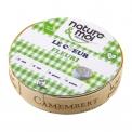Le Cœur Fleuri - Substitut de fromage vegan type camembert. Sans lait, soja, gluten ni huile de palme.<br><br>Sélectionné pour l'alternative vegan de substitut de fromage type camembert.<br>Sélectionné pour l'alternative vegan de substitut de fromage type camembert.<br><br>