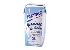 Ambient drinking yogurt - Yaourt à boire ambiant en mini brique TETRA PAK® nomade avec paille. Pasteurisé. Au lait de vaches françaises. 3,2% de MG. Source de calcium et protéines. Halal.<br><br>Sélectionné pour l'offre de yaourt à boire longue conservation.<br>Sélectionné pour la process de fabrication.<br>