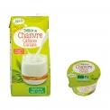 So Soja et So Chanvre - Gamme biologique végétale au chanvre: dessert et boisson. Source d'Oméga 3.