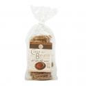 Le coeur de beurre au sarrazin - Biscuits au blé noir garnis d'une crème de caramel au beurre salé. 12 biscuits emballés individuellement.<br><br>Sélectionné pour la recette au sarrasin.<br>