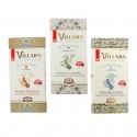 Les laits suisses - Chocolat au lait suisse sélectionné dans différentes régions. Production 100% suisse. Sucre suisse.<br><br>Sélectionné pour l'origine régionale précise des laits suisses utilisés.<br>