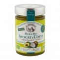 Huile bio avocat et coco - Assemblage d'huiles biologiques d'avocat et de noix de coco. Goût de l'huile d'avocat, et texture de l'huile de coco. A utiliser en cuisine ou en cosmétique pour la beauté de la peau et des cheveux.<br><br>Sélectionné pour la recette associant l'huile d'avocat et de noix de coco.<br>