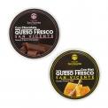 Fresh cheese with flavours - Fromage frais aux recettes sucrées. Pasteurisé. Dans un pot de 150g.<br><br>Sélectionné pour les saveurs originales de fromage frais.<br>