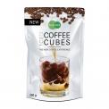 Iced coffee cubes - Glaçons au café pour café glacé. A mettre dans du lait chaud. Dans un sachet tenant debout.<br><br>Sélectionné pour l'aspect pratique pour l'utilisateur.<br>