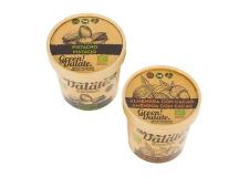 Organic vegan ice-creams - Glace artisanale vegan et biologique. Sans OGM. Sans gluten ni lactose. Sans sucres raffinés.<br><br>Sélectionné pour l'offre de glace vegan.<br>