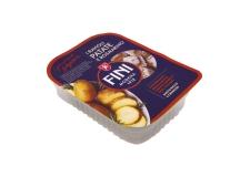 Ravioli potatoes & rosemary - Raviolis fourrés aux pommes de terre et romarin. Élaborés avec la variété de blé ancien sélectionné Senatore Cappelli.<br><br>Sélectionné pour la variété de blé ancien et le fourrage originale aux pommes de terre et romarin.<br>