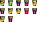 RedOrange® Frozen Fruit  Foodservice & Retail line - La gamme de produits RedOrange Foodservice & Retail est disponible en doypack refermable. La marque RedOrange est une garantie pour les fruits congelés de la plus haute qualité, provenant des meilleures origines au monde. La gamme RedOrange se décline en 15 variétés de fruits mono et mélanges.