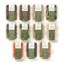 V Organic - Légumes ou légumineuses biologiques cuits, prêts à consommer. Cultivés en Italie.<br><br>Sélectionné pour la largeur de la gamme de légumes uniques biologiques.<br><br>
