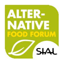 Logo Alter'Native Food Forum