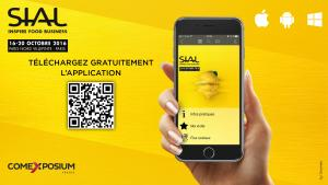 Application officielle SIAL Paris 2016