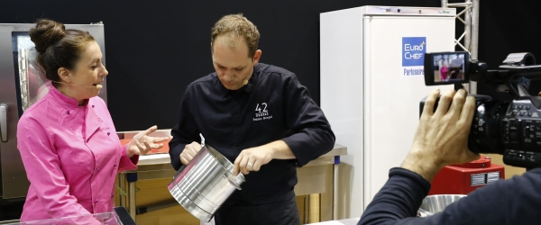 Démonstrations culinaires 2018