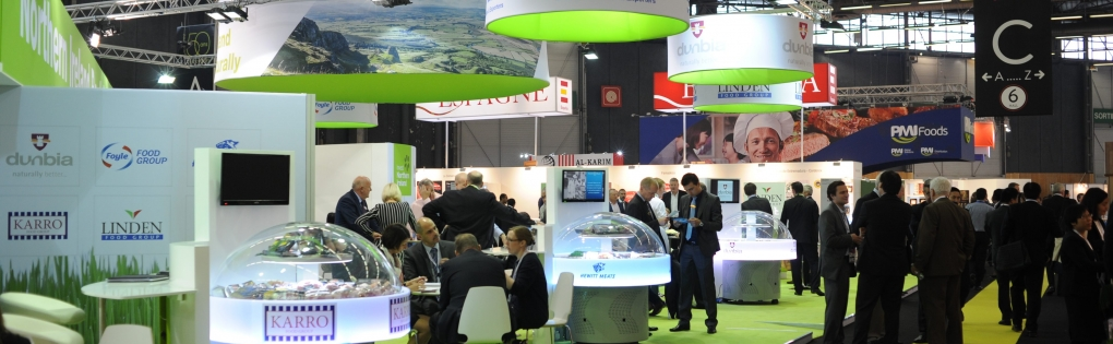 Echanges et business - SIAL Paris