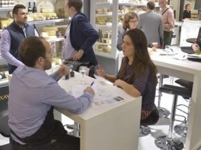 Les produits carnés et les produits laitiers ont totalisé plus de 1 000 exposantsau SIAL Paris 2014