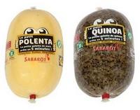 Petit Polenta et Petit Quinoa à trancher