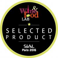 Label Wine & food Lab - SIAL Paris