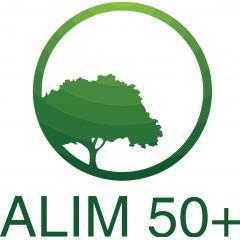 ALIM 50+ logo