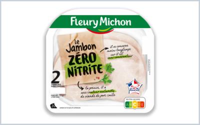 """Le jambon se tourne vers le bio et """"sans nitrites""""  chez Fleury Michon"""