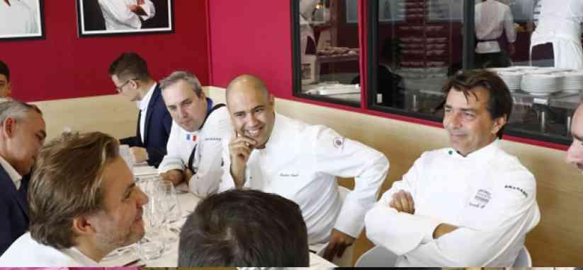La cuisine du sial accueilles des grands chefs de renom